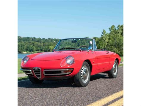 1967 Alfa Romeo Duetto For Sale  Classiccarscom Cc791579