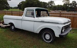 Integrated Pickup Project  1961 Ford F