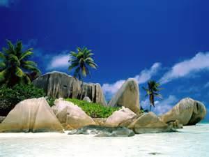 セーシェル:... 島(セーシェル諸島) 壁紙