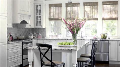 kitchen design white color scheme ideas