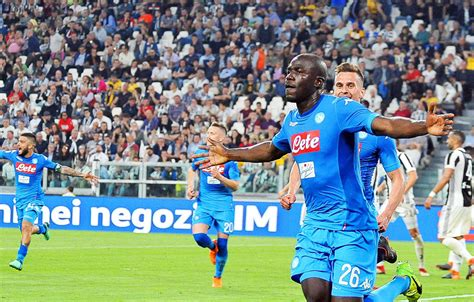 Last-gasp Koulibaly gives Napoli victory as Juve lead cut ...