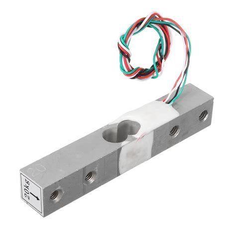 hx711 module 20kg aluminum alloy scale weighing sensor
