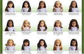 All American Girl Doll...