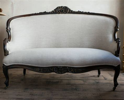 canapé sofa napoleon iii canape sofa in furniture