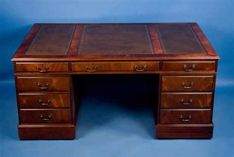 desk for sale antique style mahogany partners desk for sale antiques