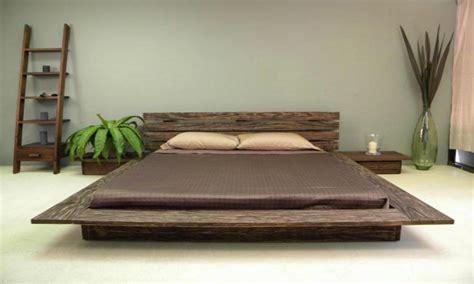 platform beds modern  floating platform beds
