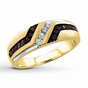 chocolate diamonds and men39s rings brown white diamonds With mens chocolate diamond wedding rings