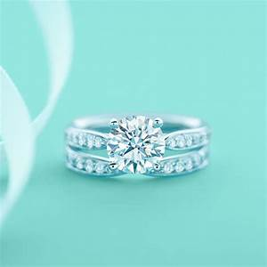 Tiffany harmonyr diamond wedding rings tiffany and for Tiffany weddings rings
