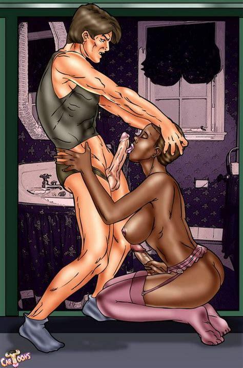 Ebony Shemale Comics Night Hardcore T Cartoon Fan Blog