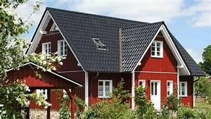 Kleine Holzhäuser Grundrisse : schwedenhaus im skandinavischen stil auf finden ~ Bigdaddyawards.com Haus und Dekorationen