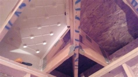 Venting A Hip Roof by Insulation How Do I Handle Baffles At The Corners On A