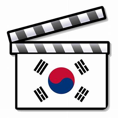 Korea South Films Film Korean Svg Highest