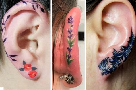 Helix Tattoos Is The New Trend Guaranteed To Replace Your