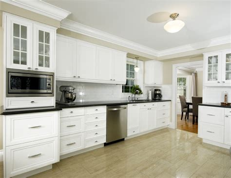 Above Kitchen Cabinet Decorative Accents by Paragon Kitchens Transitional Kitchen Toronto By