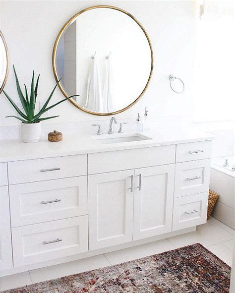 Modern White Bathroom Mirrors by Oklobsessed Most Loved Mirrors Inspire