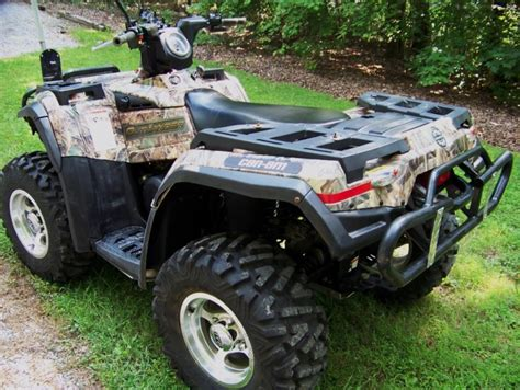 Outlander 2005 For Sale by 2005 Can Am Outlander 400 For Sale
