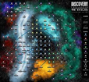 Discovery 4.86 system map - Updated