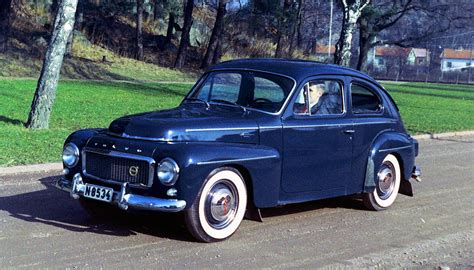 1959-1965 VOLVO PV544 specifications | Classic and ...
