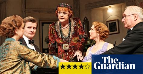 Blithe Spirit Review The Plays The Thing In A Fine Noël