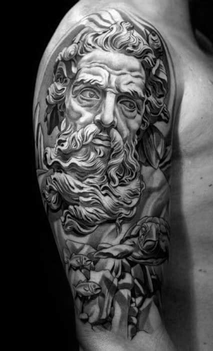 30 Socrates Tattoo Designs For Men - Philosopher Ink Ideas