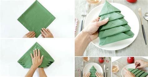 pliage de serviette facile pour noel meilleures images d inspiration pour votre design de maison