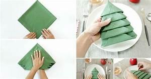 Pliage De Serviette En Papier Facile Youtube : pliage serviette noel facile pliage de serviette facile ~ Melissatoandfro.com Idées de Décoration