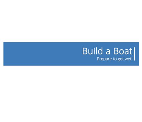 Boat Title by Build A Boat Title Boucher Brothers Management 305 535 8177