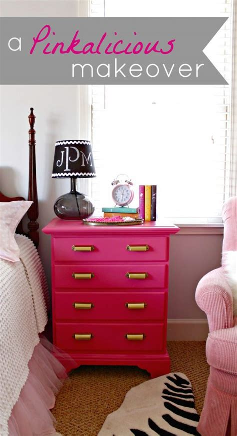 Pink Nightstand by Pink Nightstand Infarrantly Creative