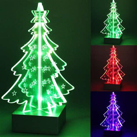 small led christmas trees christmas lights decoration