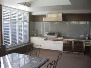 outdoor bbq kitchen ideas brown landscape design alfresco living alfresco