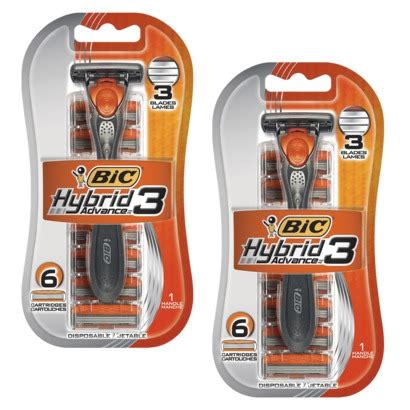 87401 Bic Hybrid 3 Coupon by 1 00 Bic Hybrid Razor Deal For The Guys 3 15 Dollar