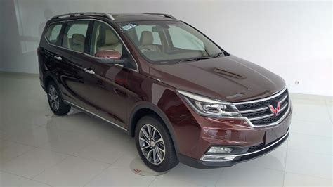 Wuling Cortez Picture by In Depth Tour Wuling Cortez 1 8 Amt Luxury Indonesia
