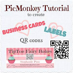 Make your own business cards labels with qr code for How to print your own labels