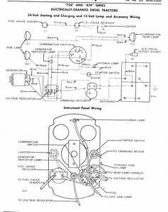 Wiring Diagram For John Deere 4440