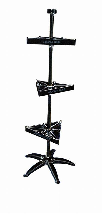 Carousel Stands Stand Floor