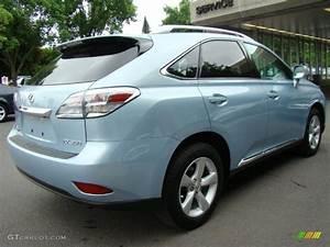 2010 Cerulean Blue Metallic Lexus Rx 350 Awd  30432280