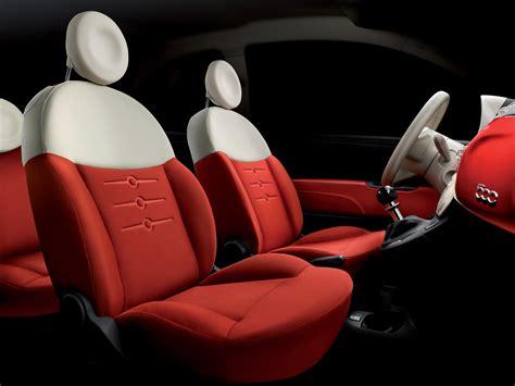 Fiat 500 Seats by 2008 Fiat New 500 Seats 1280x960 Wallpaper