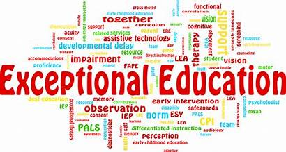 Education Exceptional Word Cloud Hamilton County Special
