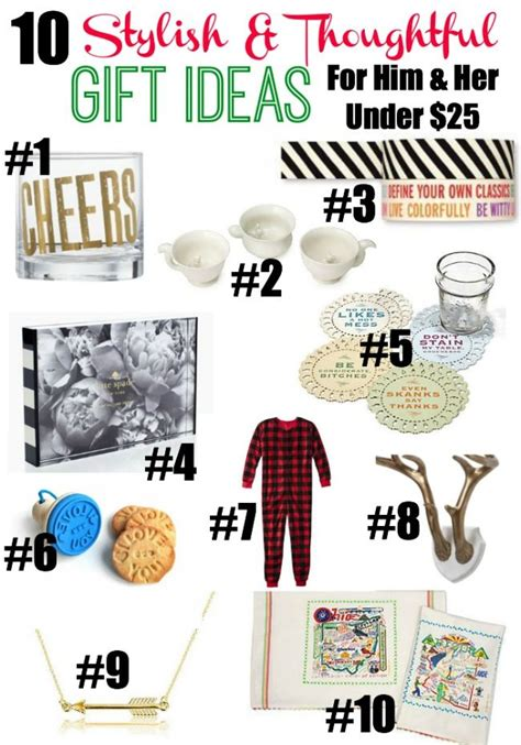 holiday gift ideas thoughtful gifts cheap christmas gifts and need to