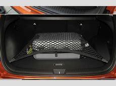High Elastic Custom Fit single layer car trunk nets cargo