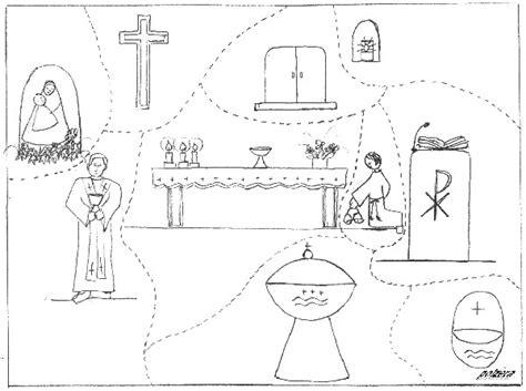 disegni per interni disegni di chiese da colorare per bambini