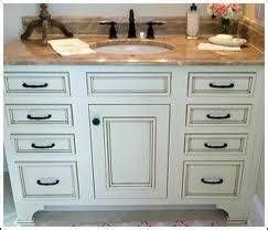 bathroom vanity for the home