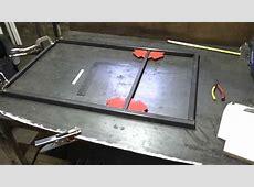 Building Custom Welding CartWelding Table Part 1 YouTube