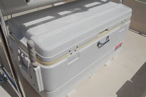 Boat Cooler Mount by Diy Cooler Slide Florida Sportsman