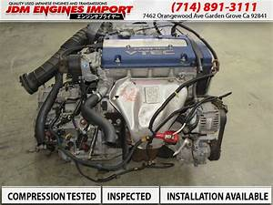 Jdm F20b Honda Engine Vtec Sir Accord Prelude Motor