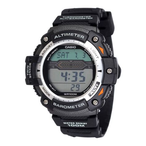Casio Sgw 300 by Casio Sports Sgw 300h 1a Multicolor Buy And Offers On Waveinn