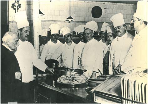 escoffier cuisine the modern cuisine auguste escoffier