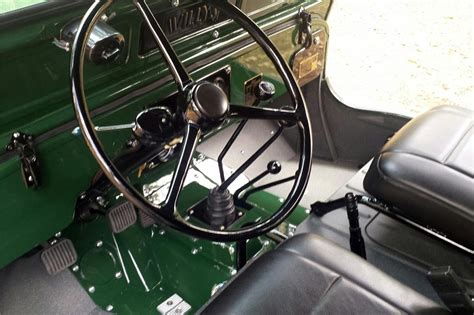 willys jeep interior 1951 jeep willys convertible 186859