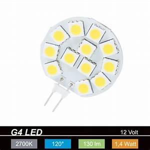 G4 Led Leuchtmittel : led leuchtmittel g4 1 5watt warmwei wohnlicht ~ Orissabook.com Haus und Dekorationen