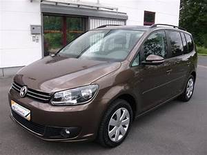 Volkswagen Touran Confortline : vw touran 1 6 tdi bluemotion comfortline toffeebraun metallic youtube ~ Dallasstarsshop.com Idées de Décoration
